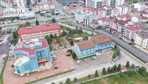 Eski OSKİ Binası Davet Merkezi Oluyor