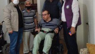 OBB'den Üç Engelli Gence Sandalye