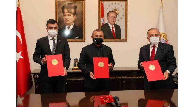 Ordu Büyükşehir Belediyesi Aybastı'ya Okul Yapacak