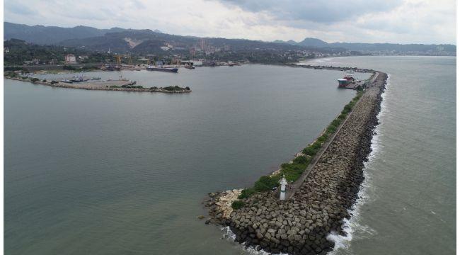 Ünye Limanı'na 50 Milyonluk Yatırım