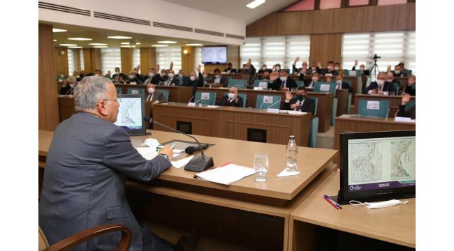 Yeni Yılın İlk Meclis Toplantısında Su Konuşuldu
