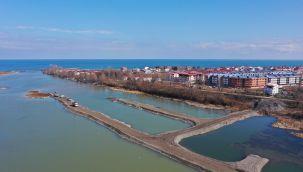 Melet Irmağı'nda Çalışmalar Sürüyor