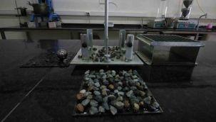 Yapı Malzemeleri Laboratuvarı' 5 bin 126 Deney Çalışması Yaptı