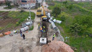 OSKİ Fatsa'da Çalışmalarını Sürdürüyor