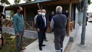 Şehit ve Gazi Derneklerine Yeni Bina