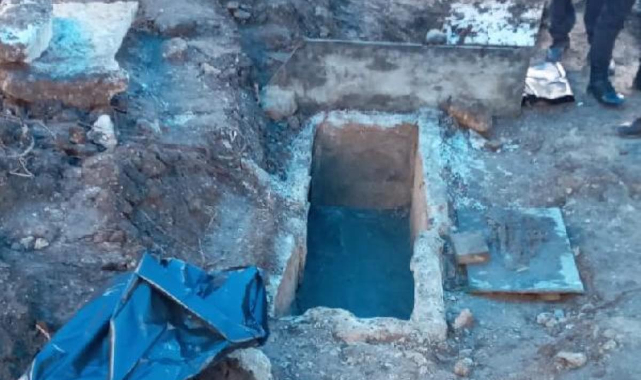 İşte Ordu'da 2 bin yıllık lahit mezarında çıkanlar