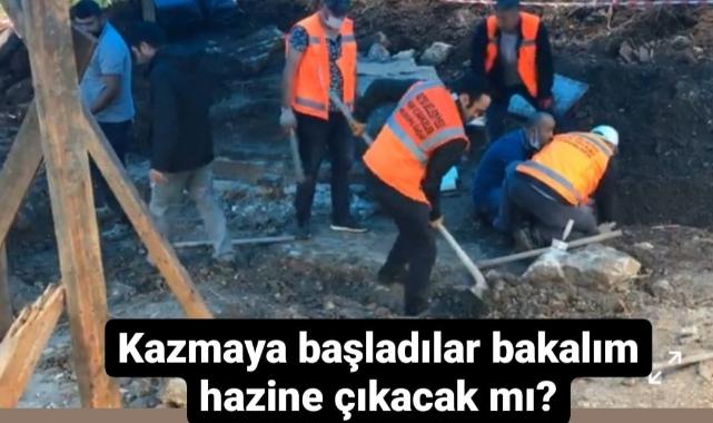 Ordu'da 2 bin yıllık mezar bulunmuştu kazılar başladı