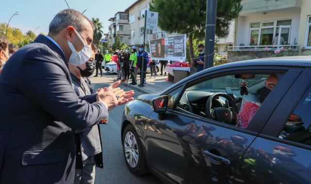 Trafikte Yaya Önceliği Farkındalık Etkinliği Yapıldı